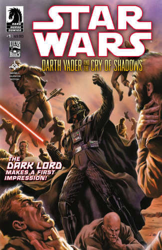 Darth Vader and the Cry of Shadows #1