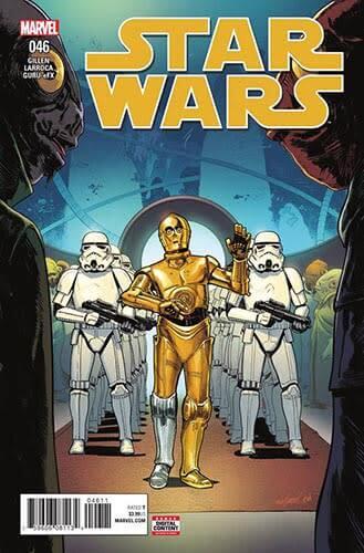 Star Wars (2015) #46: Mutiny at Mon Cala, Part III