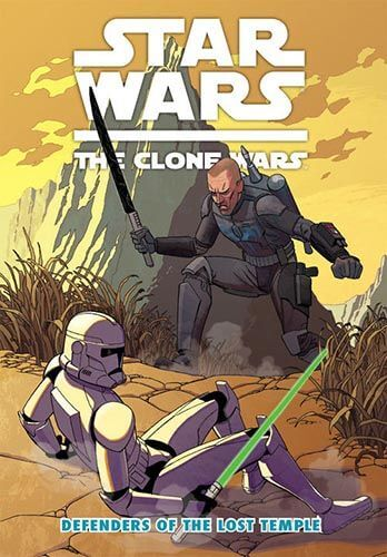 The Clone Wars: Defenders of the Lost Temple
