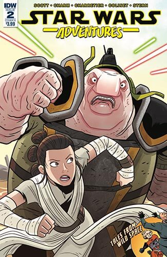 Star Wars Adventures (2017) #02
