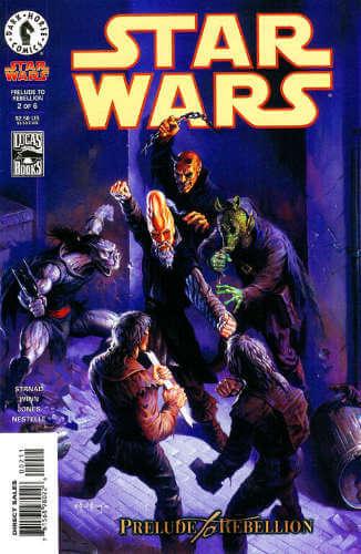 Republic #02: Prelude to Rebellion, Part 2