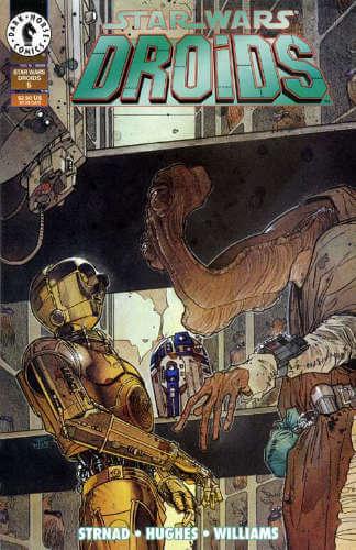 Star Wars Droids: Season of Revolt #1