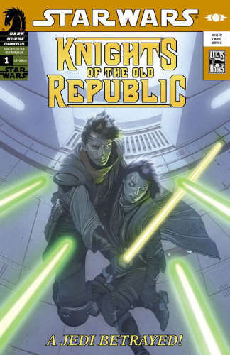 Knights of the Old Republic #01: Commencement, Part 1