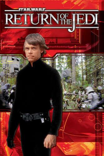 Episode VI: Return of the Jedi (PhotoComic)