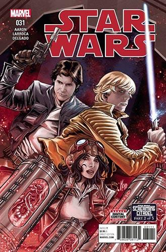 Star Wars (2015) #31: The Screaming Citadel, Part II