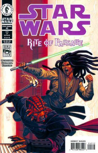Republic #45: Rite of Passage, Part 4