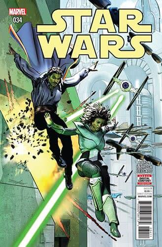 Star Wars (2015) #34: The Thirteen Crates