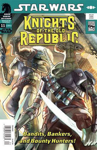 Knights of the Old Republic #11: Reunion, Part 1