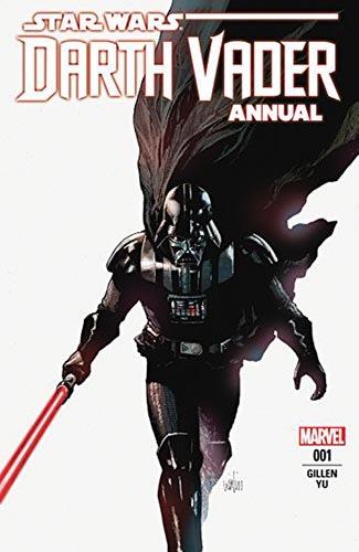 Darth Vader (2015) Annual 1