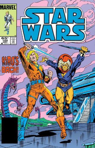 Star Wars (1977) #102: School Spirit