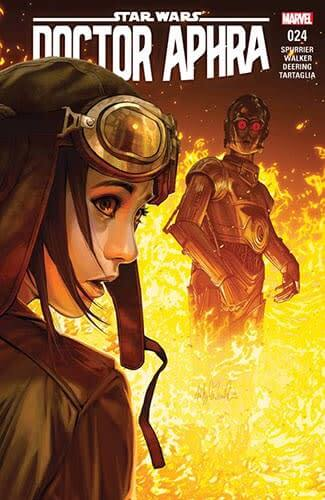 Doctor Aphra (2016) #24: The Catastrophe Con, Part V