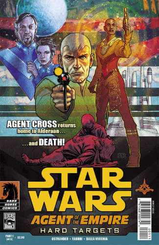 Agent of the Empire #06: Hard Targets, Part 1