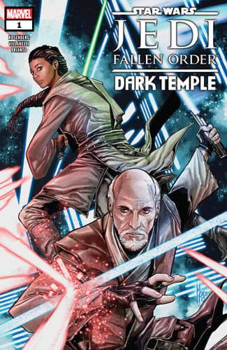 Jedi Fallen Order: Dark Temple #1