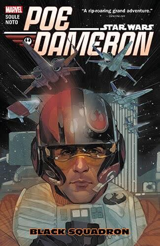 Poe Dameron Vol. 1: Black Squadron (Trade Paperback)