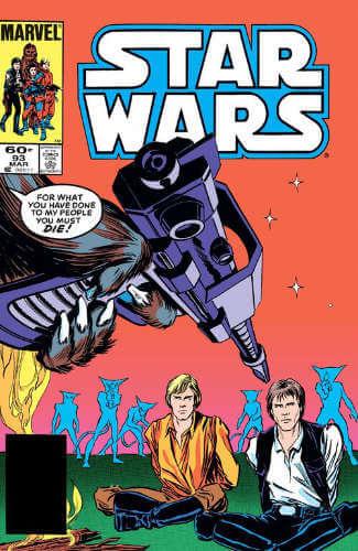 Star Wars (1977) #93: Catspaw