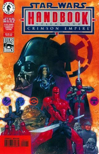 Handbook 2: Crimson Empire