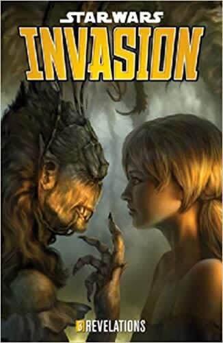 Invasion Volume 3 Revelations