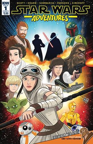 Star Wars Adventures (2017) #01