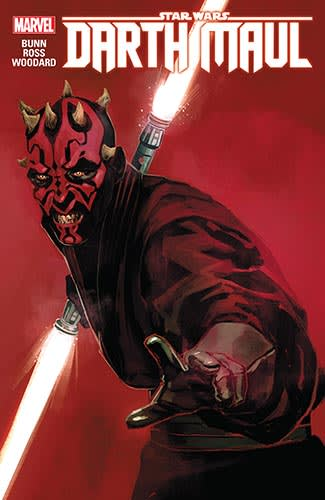 Darth Maul (2017) (Trade Paperback)