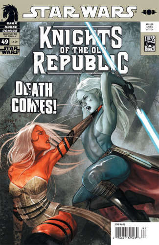 Knights of the Old Republic #49: Demon, Part 3