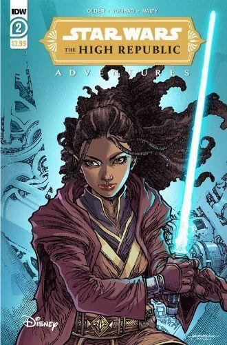 The High Republic Adventures #02