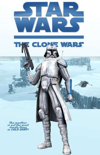 The Clone Wars: Cold Snap