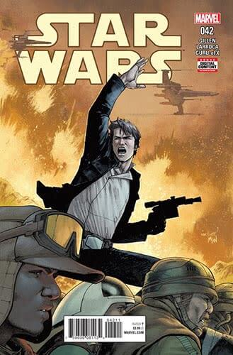 Star Wars (2015) #42: The Ashes of Jedha, Part V