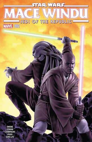 Jedi of the Republic—Mace Windu, Part II
