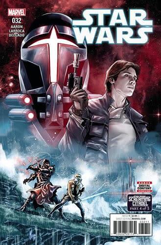 Star Wars (2015) #32: The Screaming Citadel, Part IV