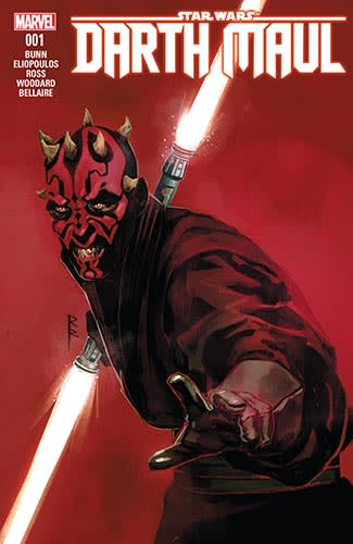 Darth Maul (2017) Part I