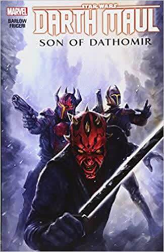Darth Maul: Son of Dathomir (Trade Paperback)