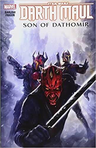 Darth Maul: Son of Dathomir (Trade Paperback)