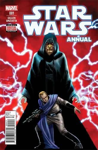 Star Wars (2015) Annual 1