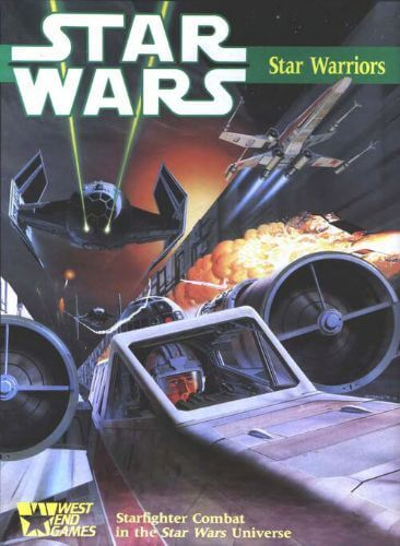 Starfighter Combat in the Star Wars Universe