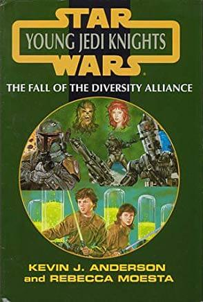 Fall of the Diversity Alliance (Young Jedi Knights #7-11)