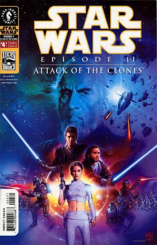 Episode II: Attack of the Clones #4