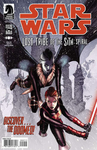 Lost Tribe of the Sith: Spiral #2