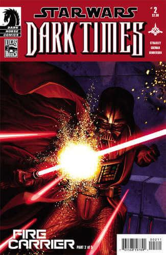 Dark Times #24 Fire Carrier 2