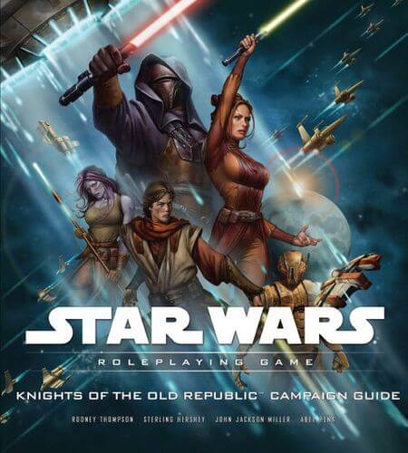 Star Wars Roleplaying Game: Knights Of The Old Republic Campaign Guide