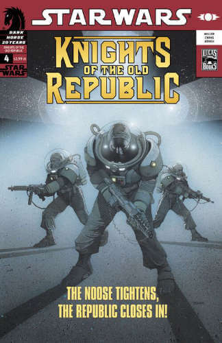 Knights of the Old Republic #04: Commencement, Part 4