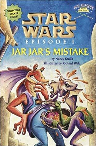 Jar Jar's Mistake