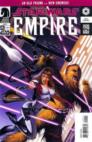Empire #25: Idiot's Array, Part 2