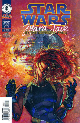 Mara Jade: By the Emperor's Hand #2