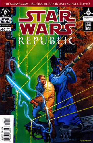 Republic #46: Honor and Duty, Part 1