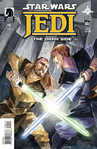 Jedi: The Dark Side #1
