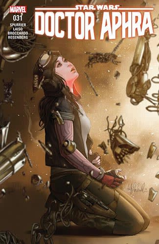 Doctor Aphra (2016) #31: Worst Among Equals Part VI