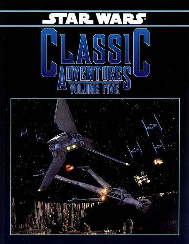 Classic Adventures: Volume Five