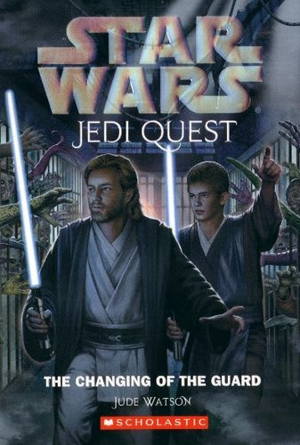 Jedi Quest #8: The Changing of the Guard