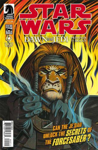 Dawn of the Jedi: The Prisoner of Bogan #2