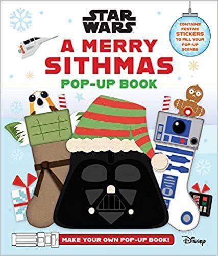 A Merry Sithmas Pop-Up Book